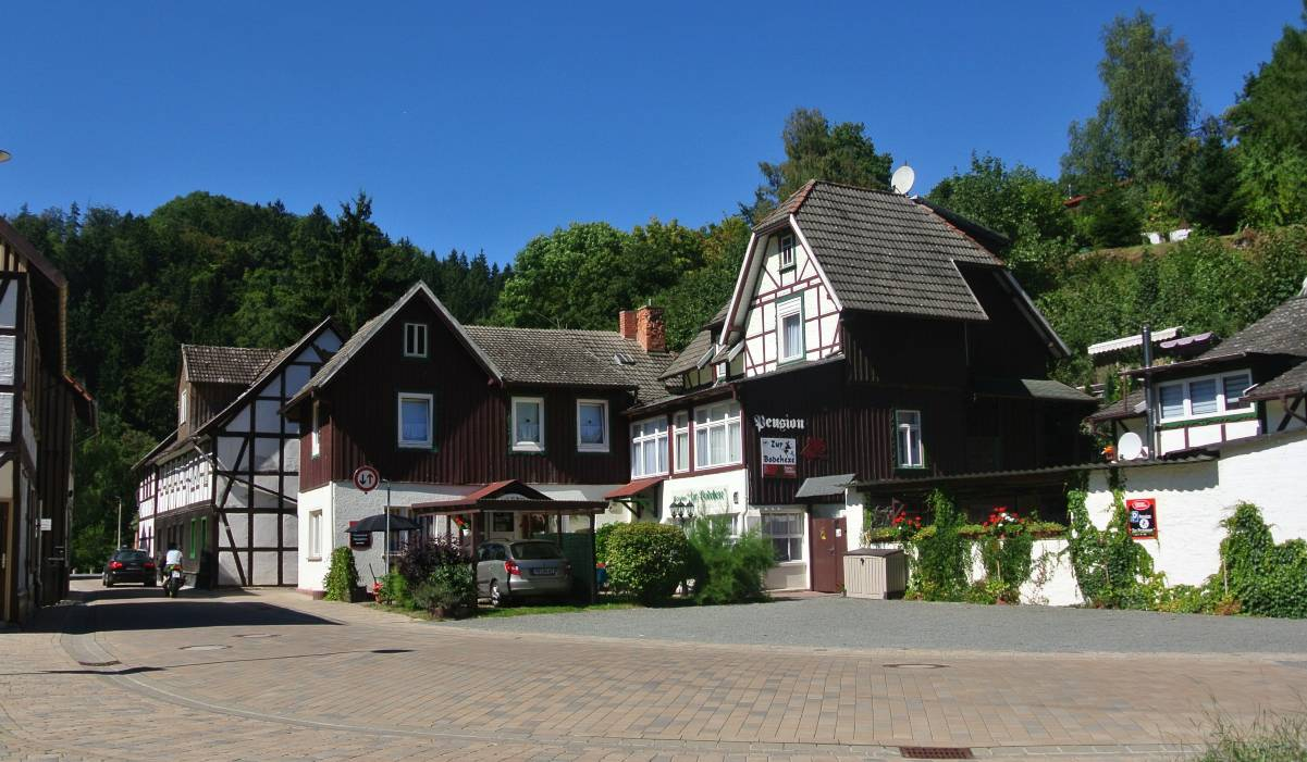 Harz-Pension Felseneck